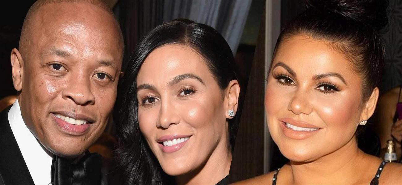 Dr. Dre's Alleged Mistress Kili All Smiles After Being Dragged Into His Divorce