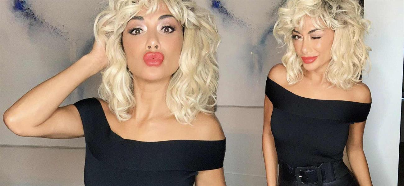 She's Electrifying! Nicole Scherzinger Goes Full Sandy For 'Grease' Sing-A-Long