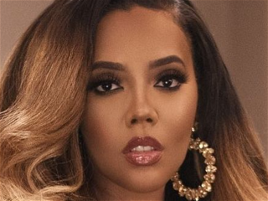 Angela Simmons Displays Smiles For Miles With Several Busty Selfies