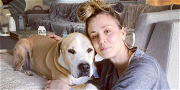 Kaley Cuoco Reveals Urn With Beloved Dog Norman's Ashes
