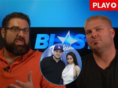 ••NewsBlast•• Rob Kardashian and Blac Chyna's Crazy Fight