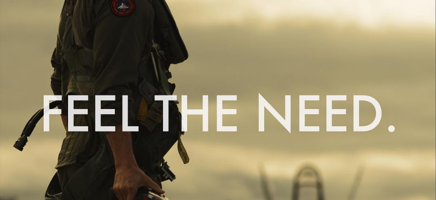 Kick the Tires and Light the Fires! 'Top Gun: Maverick'  Production Officially Takes Off!!!