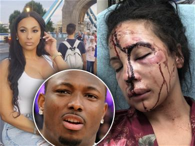 NFL Star LeSean McCoy Denies Allegations of Abuse Against Ex-Girlfriend After Horrific Photos Surface