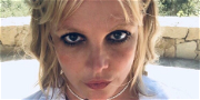 Britney Spears Bends Over Braless In Tiny Undies For Home Dance Party!