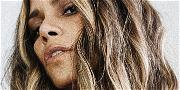 Halle BerryHides Face On Instagram After Being Very Naughty
