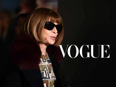 Vogue Sues Website Over 'Black Vogue' Clothing Line