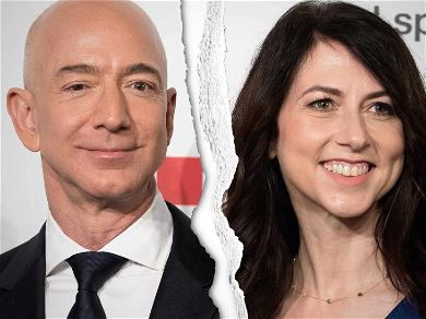 Amazon CEO Jeff Bezos Announces Divorce with Wife After 25 Years