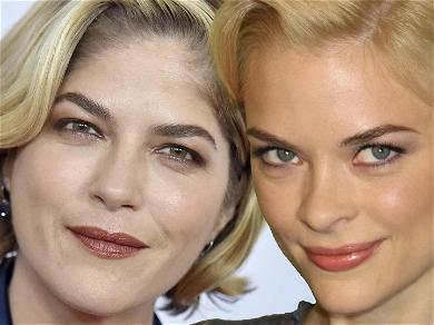 Jamie King Shares Kissing Pic With Selma Blair To Celebrate Great Friendship
