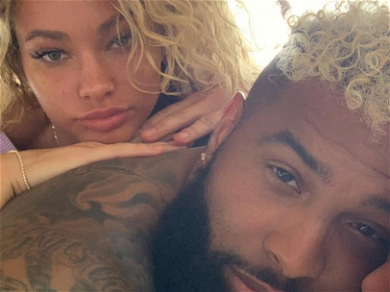 Odell Beckham Jr's Girlfriend Lauren Wood Shares Sexy Photos, NFL Star Flirts In Her Comments
