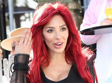Farrah Abraham Struck Hotel Security Guard in the Face, Grabbed His Ear During Drunken Melee