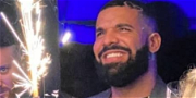 Drake Parties In LA For His 34th Birthday