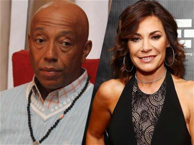 'RHONY' Star Luann de Lesseps Accuses Russell Simmons of Groping Her