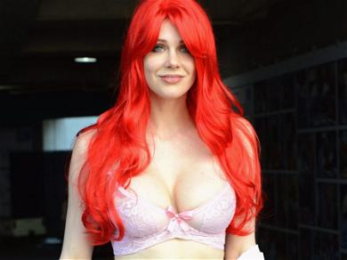 'Boy Meets World' Star Maitland Ward Drives Fans Wild In Floral Lingerie: 'Caption This'
