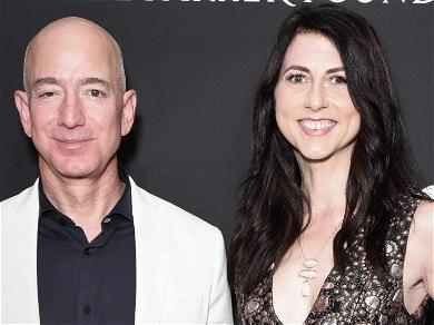 Jeff Bezos' Ex-Wife MacKenzie One-Ups Amazon Boss by Signing Rich Person 'Giving Pledge'
