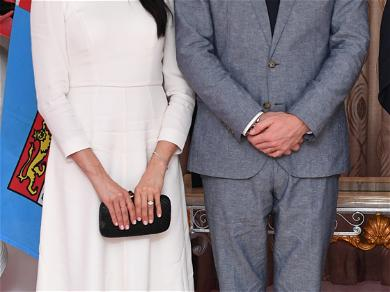 Prince Harry And Meghan Markle Made Surprise Joint Appearance At Secret Event