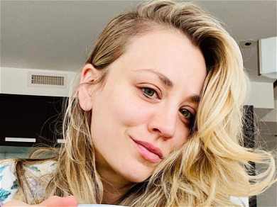 Kaley Cuoco Claps Back at Mask Shamers After NYC Workout