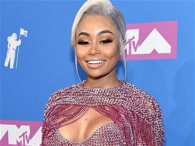 Blac Chyna 'Guilty' In Lucky Charms Snack Session Wearing Skin-Tight Dress