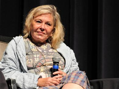 """Roseanne Barr Posts Shocking video Calling President Trump """"First Female Leader Of The U.S. Of A"""""""