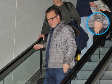 Jim Belushi Ditches the Wedding Ring After Wife Files for Divorce