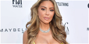 Larsa Pippen Forgets To Remove Giant Red Tag On 'KISS' Dress In Beverly Hills!