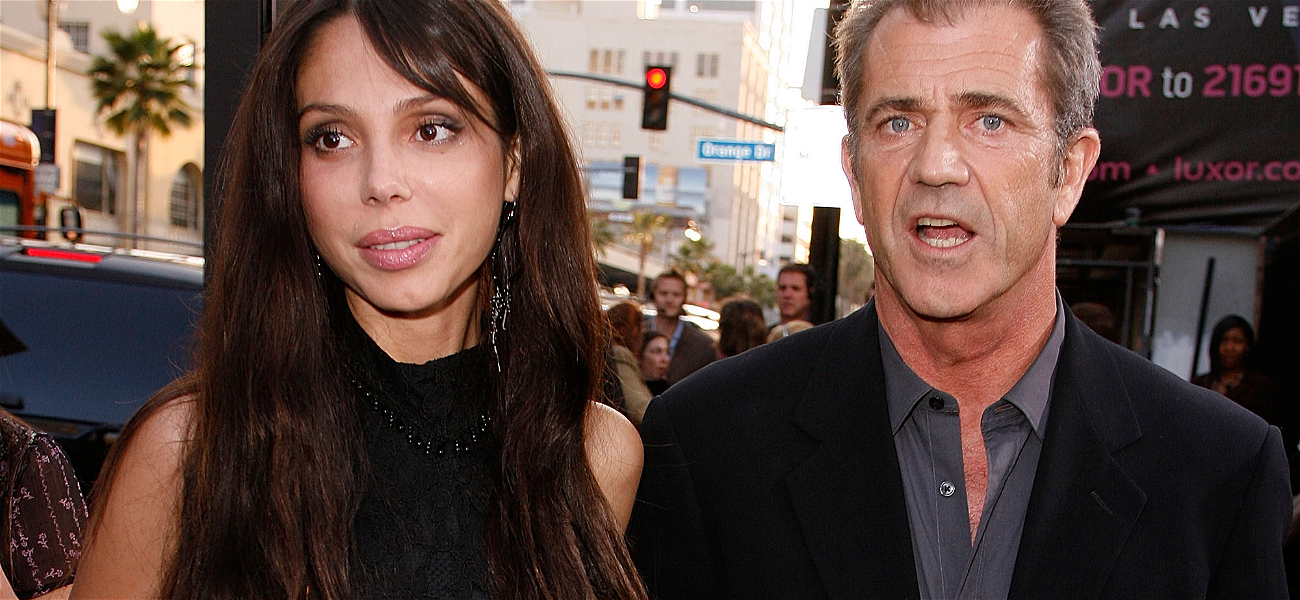 Mel Gibson's Baby Mama Back On Her Feet, Bankruptcy Case Closed