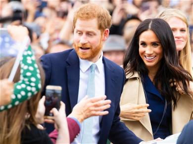 Prince Harry & Meghan Markle May Not Need The Queen's Permission For Oprah Interview