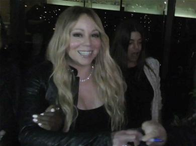 Mariah Carey Doesn't Like Roseanne's Racist Tweets … But Has Not Actually Read Them