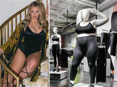 Iskra Lawrence Shows Support for Nike's Plus-Size Mannequins: 'All Bodies Deserve Representation'