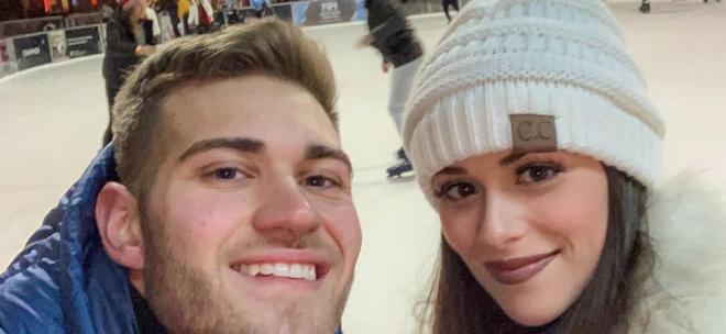'Bachelorette' Star Luke Parker Is Dating Justin Bieber's Ex-Girlfriend