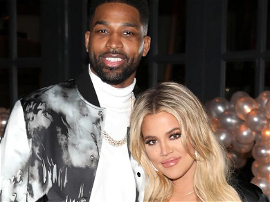 Khloe Kardashian Sparks Pregnancy Rumors With 'Baby Shower' Party Amid Tristan Thompson Reconciliation