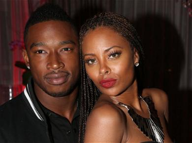 'RHOA' Star Eva Marcille's Ex Kevin McCall Continues Beefing With Chris Brown, Day After Sending Threats