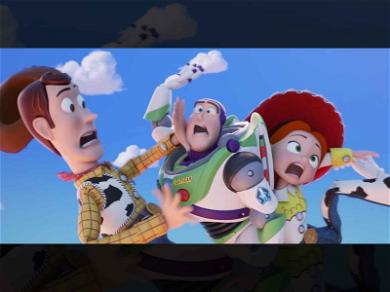 'Toy Story 4' Ominous Teaser Can't Be Good for Woody & Buzz