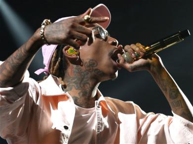 Wiz Khalifa Pays Tribute To Mac Miller In His Hometown