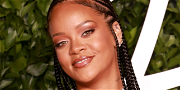 Rihanna's Curves Barely Contained In New Savage x Fenty Lingerie Shots