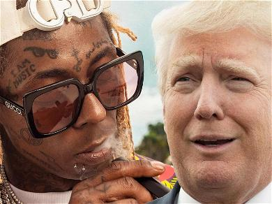Lil Wayne Raps About President Trump And Taxes On 'No Ceilings 3' Mixtape