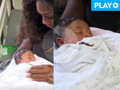 Serena Williams: Meet My Baby!