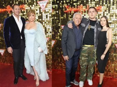 Paul Marciano Attends Guess Party With JLo While Sexual Assault Story Broke