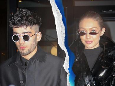 Zayn Malik and Gigi Hadid Confirm Breakup