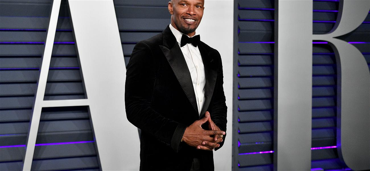 Jamie Foxx Is Living His Best Life After Split With Katie Holmes