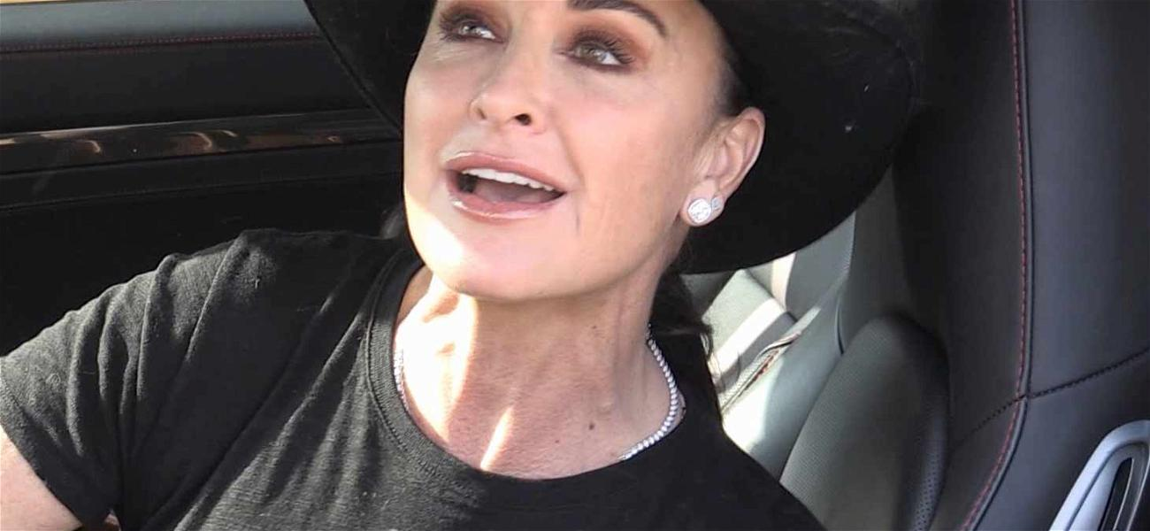'RHOBH' Star Kyle Richards Throws Shade at Lisa Vanderpump for Missing Andy Cohen's Baby Shower