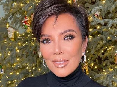 Kris Jenner Reveals What Matching Tattoo She & Khloé Kardashian Have