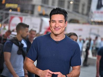 """Mario Lopez Faces Online Backlash After Saying It's """"Dangerous"""" For Parents To Support Trans Kids"""