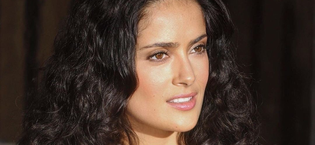Salma Hayek Teases SEXY & NAUGHTY Santa Outfit In Her Private Closet!