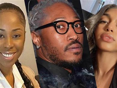 Future's Baby Mama Eliza Reign Shows Off Rapper's 1-Year-Old Baby Girl As Lori Harvey Remains Unbothered