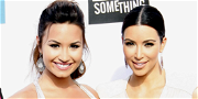 Kim Kardashian Shows Demi Lovato Selfie Love After Supporting Her At Doc Premiere