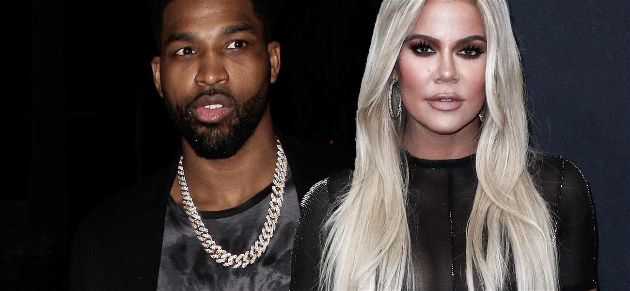 Tristan Thompson Fell Back Into Khloé Kardashian's Thirst Trap