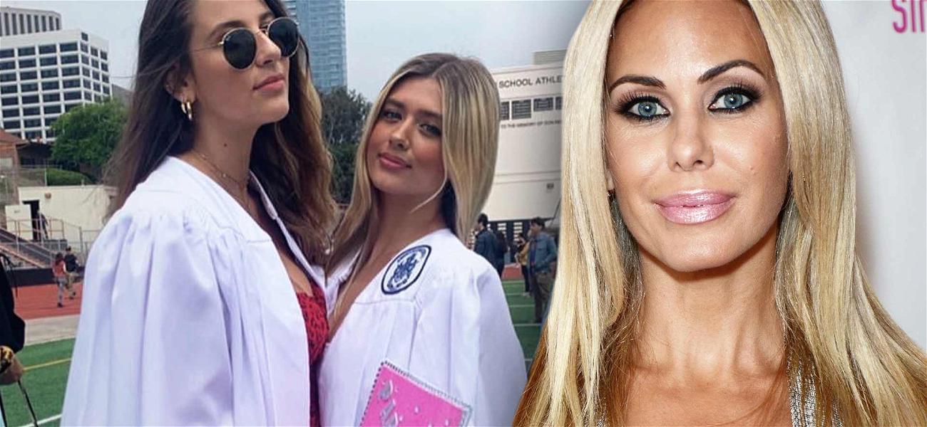 Lorenzo Lamas & Shauna Sand's Daughter Gets Into Columbia University