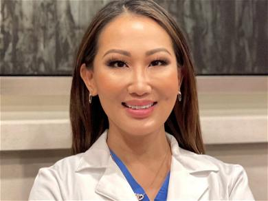 'RHOD' Star Dr. Tiffany Moon On Being First Asian Housewife