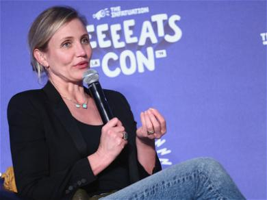 Cameron Diaz Breaks Silence On Motherhood Since Surprising Fans With News Of Daughter's Birth