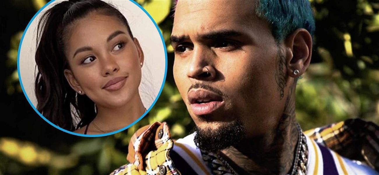 Chris Brown Calls Baby Mama Ammika Harris The 'Prettiest' After Karrueche Tran Drama